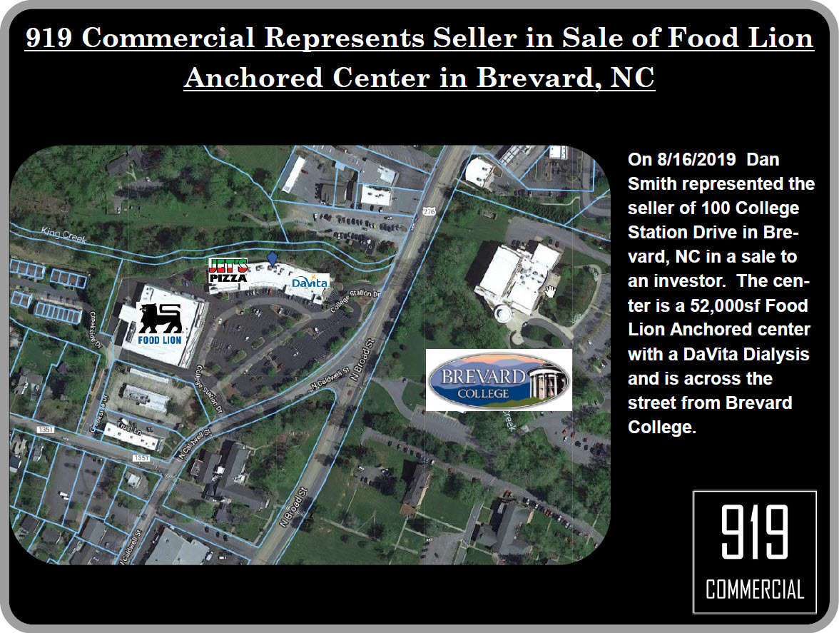 Food Lion Sold